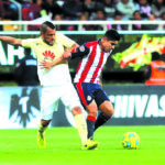 Foto por Agencias América y Guadalajara se verán las caras en el Azteca en la décima jornada del Apertura 2017.