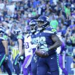 Foto por Mike Cortinas/La Voz En la continuación de la pretemporada de la NFL, los Seattle Seahawks consiguieron su segunda victoria tras victimar a los Minnesota Vikings.