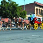 El Wagon de la Feria de Walla Walla