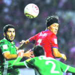 Foto por Agencias Marco Ureña anotó un soberbio gol en los minutos finales y los ticos se colocaron a un paso de la Copa del Mundo.