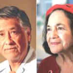 César Chávez y Dolores Huerta