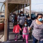 Foto por Agencias CBP revela que se han otorgado más de 10,000 solicitudes de asilo desde México.